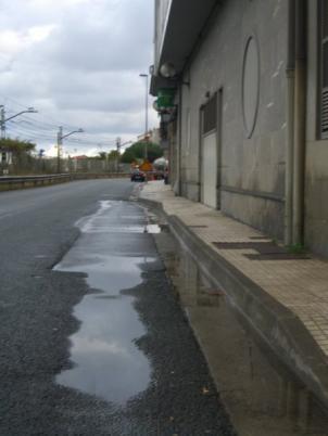 Mobiliario e infraestructuras en Deba