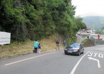 Accesibilidad peatonal en Eibar