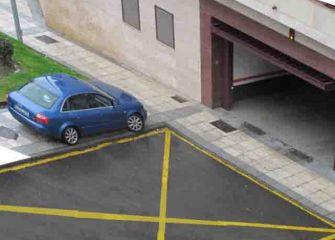 aparcamiento personal