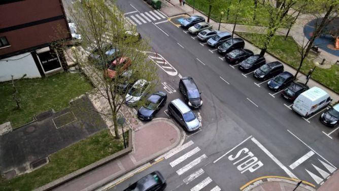 Tráfico en Errenteria