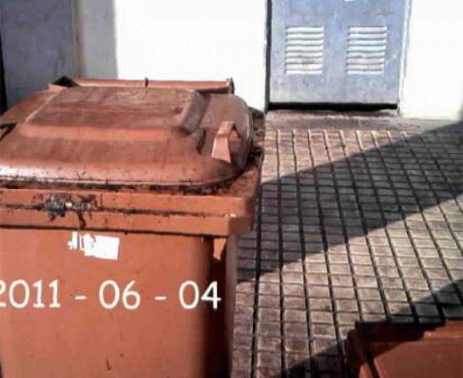 Residuos en Antzuola