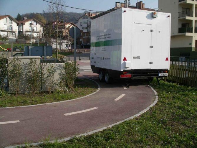 Mobiliario e infraestructuras en Astigarraga