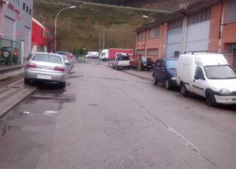Calle Leizeaga, penosa