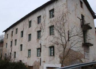 Casa abandonada en Orio