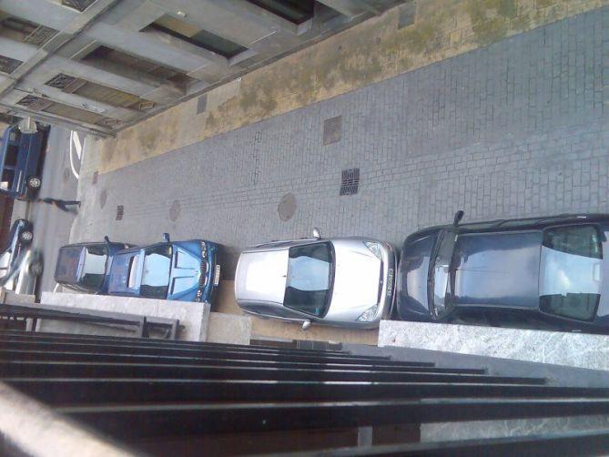 Tráfico en Tolosa