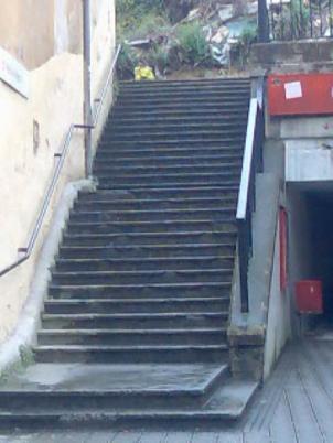 Mobiliario e infraestructuras en Tolosa