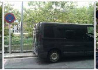 En Tolosa aparcar en prohibido es¡¡¡¡ GRATIS!!!!