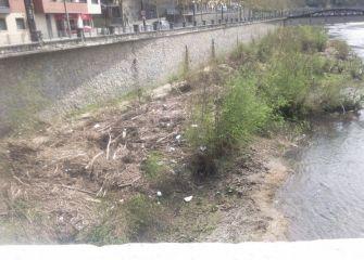 ¿esto es un rio limpio?