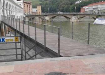 Grave peligro en Tolosa