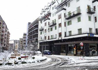 Mala organizacion en la nevada