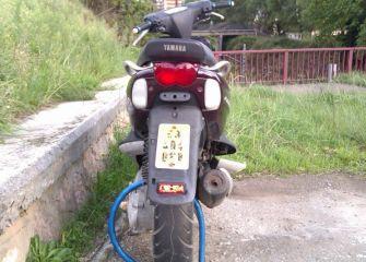 ¿Moto abandonada o robada?