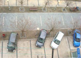 multas en Lasarte-Oria,zona Telleri,en zona peatonal????
