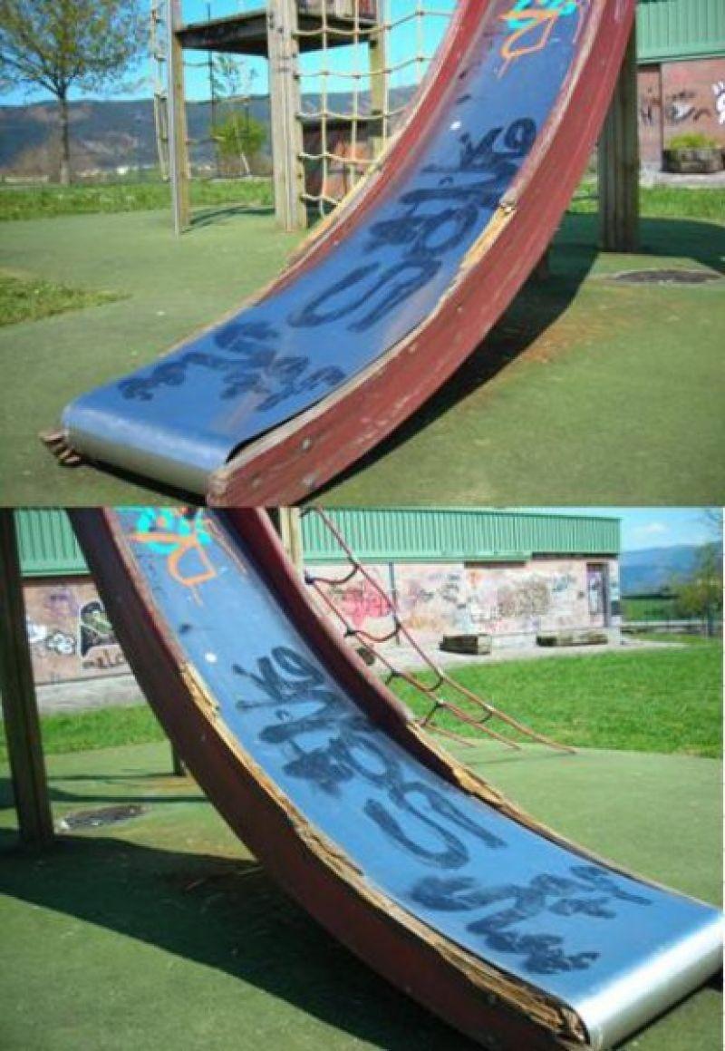 Errenteria parque infantil o trampa en el monte - Tiempo en errenteria ...
