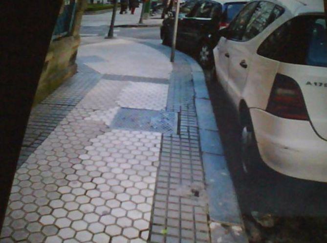 Tráfico en Donostia-San Sebastián