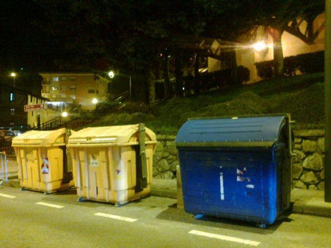 Mobiliario e infraestructuras en Beasain
