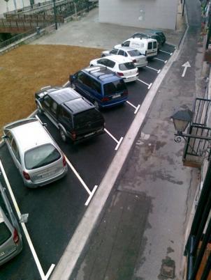 Mobiliario e infraestructuras en Bergara
