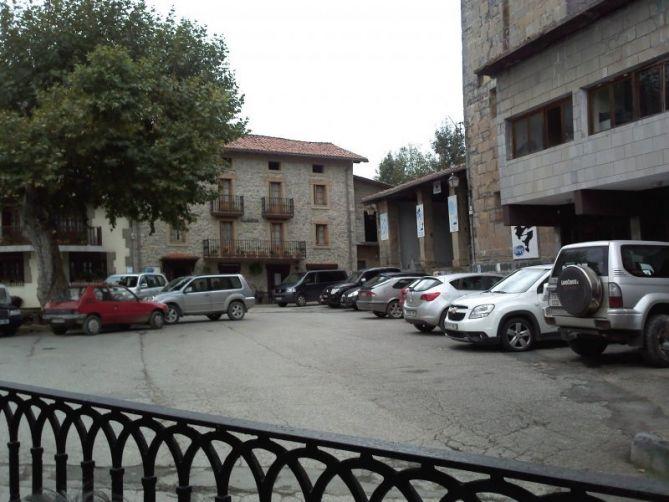 Tráfico en Zizurkil