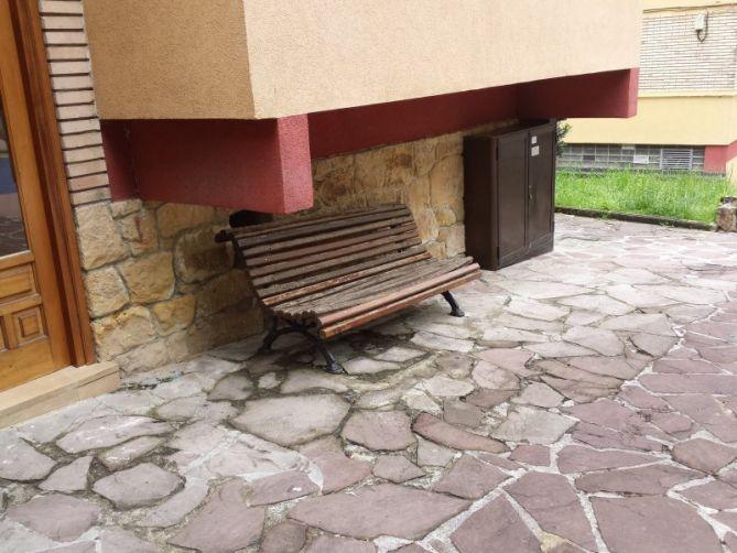 Mobiliario e infraestructuras en Zarautz