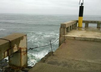 Irresponsabilidad en el puerto de Mutriku