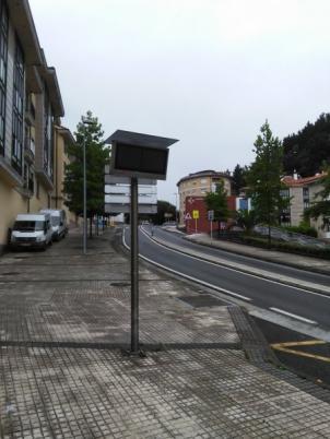 Mobiliario e infraestructuras en Mutriku