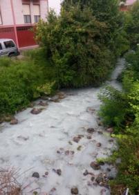 Río Amezketa Azul