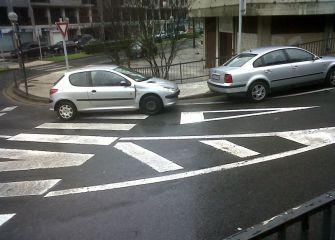 ¿Por dónde cruzamos la calle los peatones?