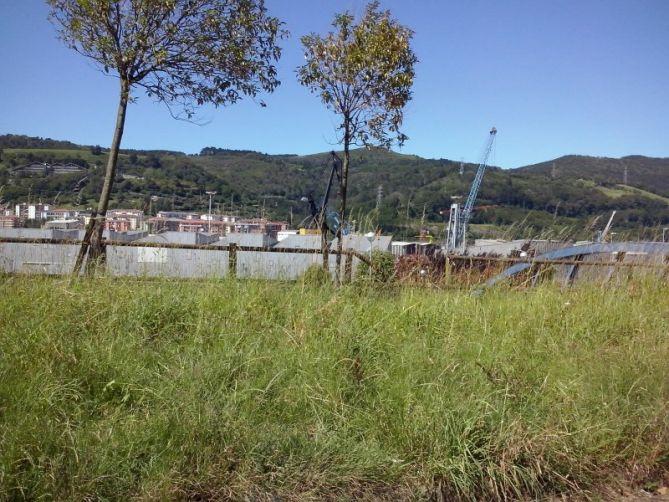 Mobiliario e infraestructuras en Errenteria