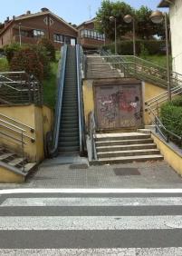 Escaleras mecánicas de San Roque