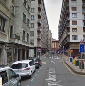Tráfico en Eibar