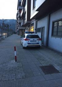 Parking permitido en la acera? II