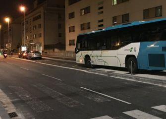 Nuevo parking de autobuses
