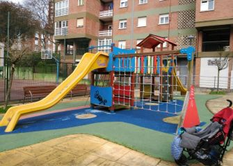 Parque para pequeños