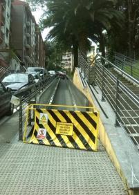 Averías escaleras mecánicas de San Roque