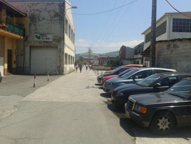 Tráfico en Zarautz