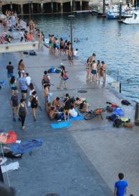 La Cuarta Playa de Donostia
