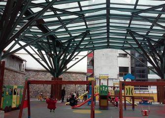 ¿Para cuándo parques infantiles cubiertos?
