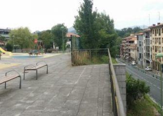 Avenida jaizkibel, carretera que va a San juan