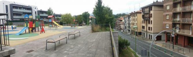 Mobiliario e infraestructuras en Lezo