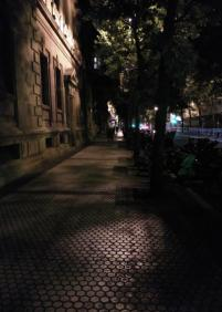 Luces y sombras de la calle Urbieta