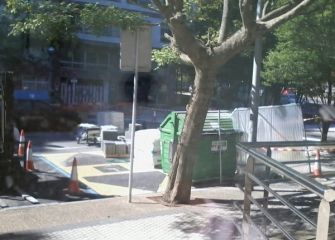 ¿Por qué cuando hay obras se ocupan las plazas de minusválido?