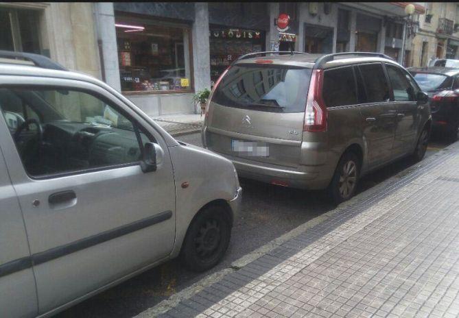 Tráfico en Zumarraga