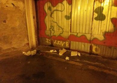 Limpieza y seguridad garajes Plaza de los Soldados