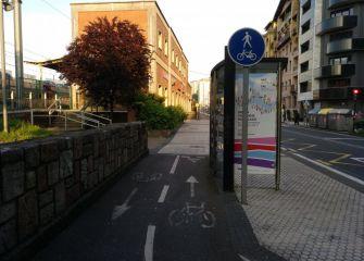 Acera-bici