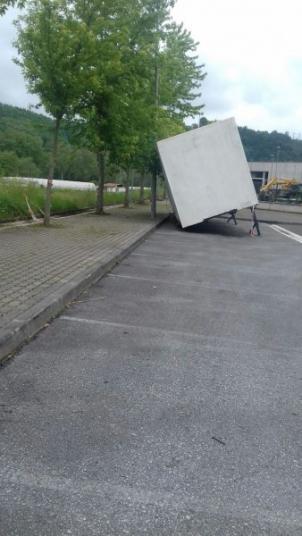 Mobiliario e infraestructuras en Usurbil