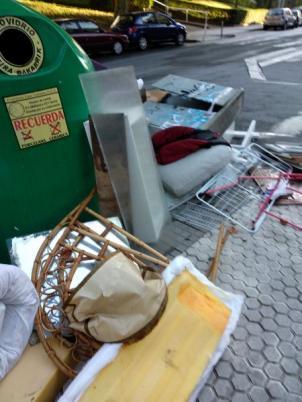 Residuos en Donostia-San Sebastián