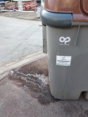 Residuos en Arrasate-Mondragón