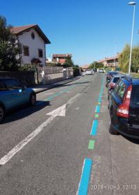 Problemas de aparcamiento en Intxaurrondo