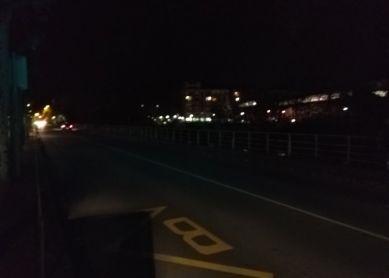 Más luz en la avenida de Álava.