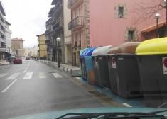 Inseguridad vial en Getaria