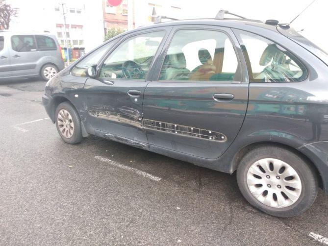 Tráfico en Arrasate-Mondragón